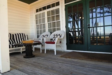 Low Country Oceanfront Cottage - Daufuskie Island, South Carolina