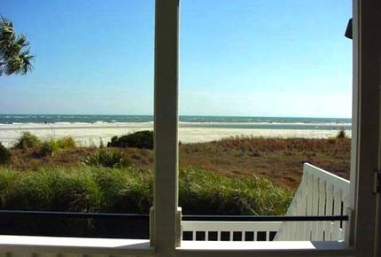 Oceanfront on the Isle of Palms