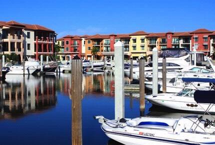 Naples Bay Resort Cottage