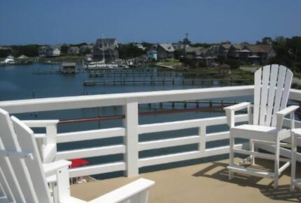 Sea Moor Lake Home - Ocracoke, North Carolina
