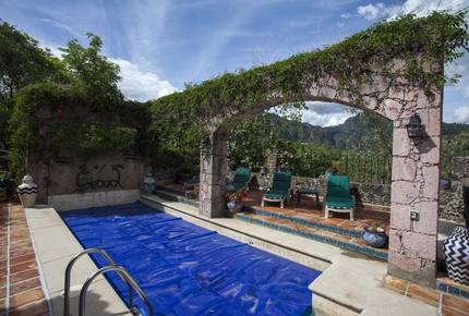 Villa San Clementito - tepoztlan, Mexico