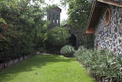 Hacienda Clemente Jacques - Tepoztlan, Mexico