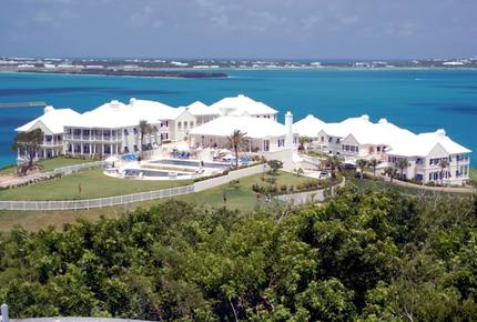 4 Bedroom at Rosewood Bermuda Golf Villas
