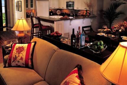 2 Bedroom at Rosewood Bermuda Golf Villas