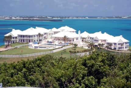 4 Bedroom at Rosewood Bermuda Golf Villas
