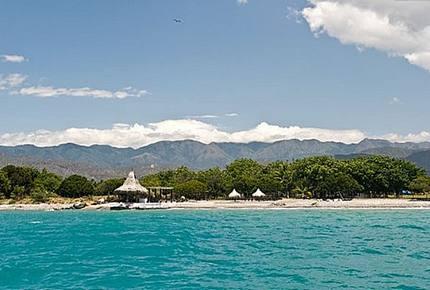 Private Secluded Beach Front Estate - Hacienda los Guayacanes - Bahia de Ocoa, Dominican Republic