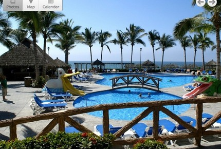 Penthouse Golf Course Villa - Nuevo Vallarta, Bahia de Banderas, Mexico
