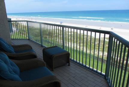 Ponce Paradise Ocean Front Villa - Ponce Inlet, Florida