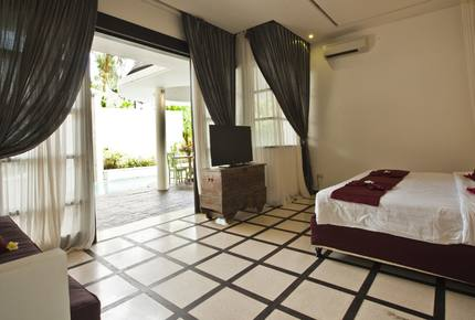 Taman Wana Luxury Tropical Sylba Villa, Bali