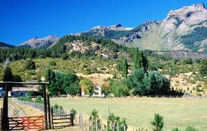 Villa Lago Rivadavia, Argentina
