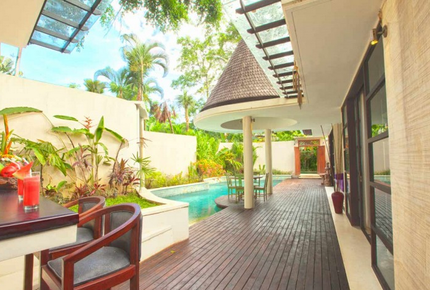 Taman Wana Luxury Tropical Sylba Villa, Bali - Keborkan, Indonesia