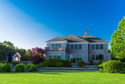 Martha's Vineyard Custom Retreat