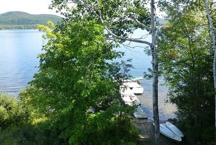 Beautiful Lake Ouareau Lakefront - St-Donat, Canada
