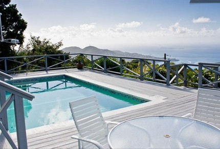 Blue Horizons Villa St. Thomas