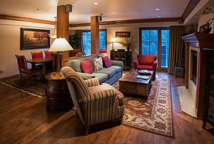 Eaton Suite at Vail Mountain Lodge & Spa