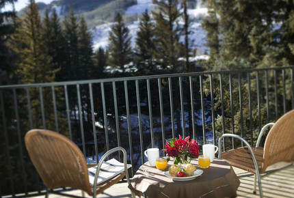 Seibert Suite at Vail Mountain Lodge & Spa