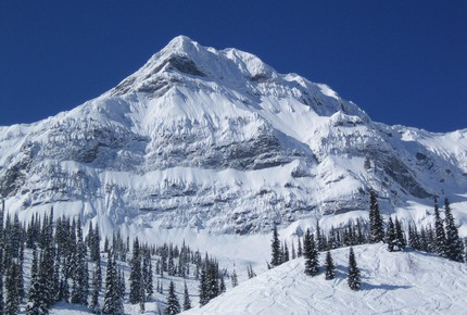 Crown of the Continent - Fernie, Canada