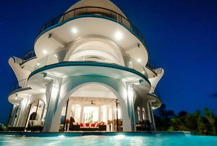 Casa Redonda - Nosara, Costa Rica