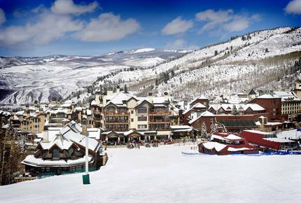 Beaver Creek Lodge Ski-in, Ski-out