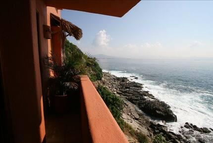 Ventana en el Pacifico - Manzanillo, Mexico