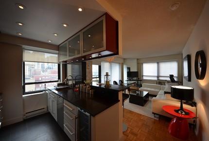 Manhattan Retreat - New York City, New York