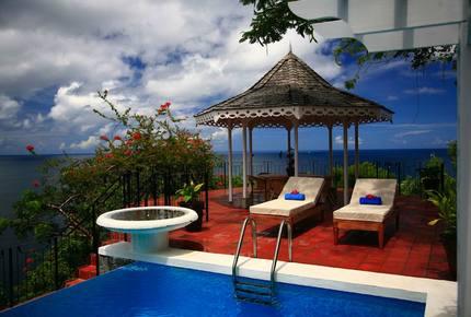 LE GALLERIE - Soufriere, Saint Lucia