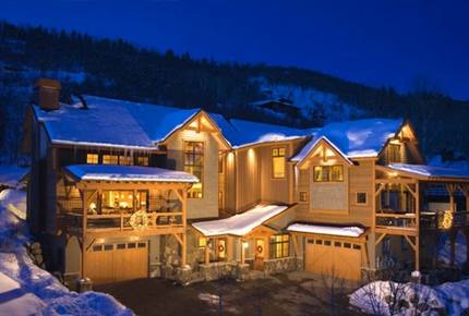 Black Bear Chalet : Luxury Ski Home
