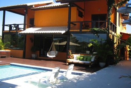Luxury Mansion in Ferradura's Beach, Buzios