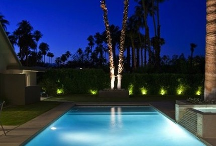 Private Paradise in Palm Springs