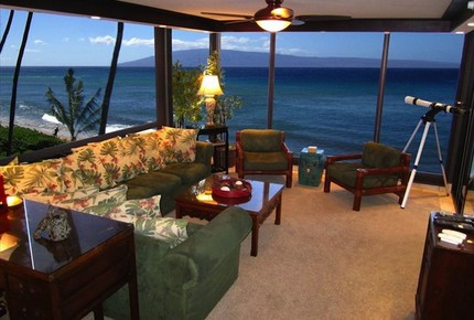 Ka'anapali Beach Oceanfront Luxury - Lahaina - Maui, Hawaii