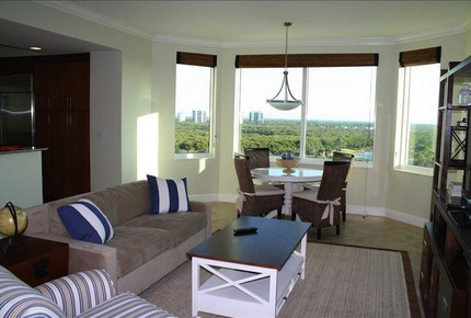 11th Floor Gulf View with Private Beach Club - Naples, Florida