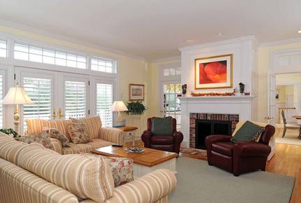 Cape Cod Resort Home