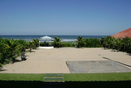 Beach Front Property in Suarão