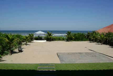 Beach Front Property in Suarão