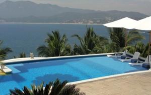 The Las Hadas Resort, Manzanillo, Mexico