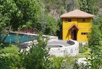 Chilean Andes Villa - San Alfonso, Chile