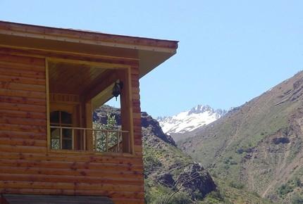 Chilean Andes Villa