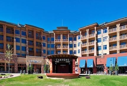 Sundial Lodge - Park city, Utah