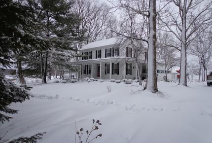 Historic Wheelhouse Homestead - Rushville, Illinois