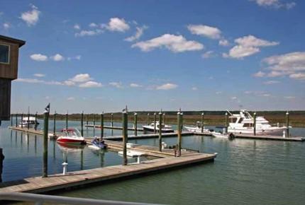 Bonito Boathouse - Fripp Island, South Carolina