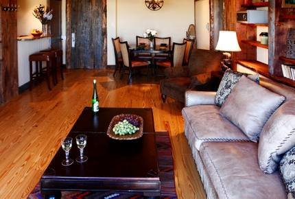 The Cabin at the Peaks Resort and Spa