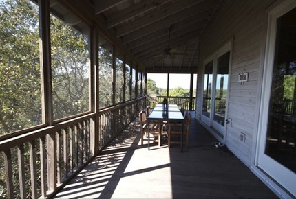 Tree House on Dewees Island - Dewees Island, South Carolina
