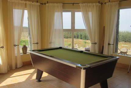 Tigh Padraig - Luxury Home with stunning Atlantic Ocean Views on The Wild Atlantic Way