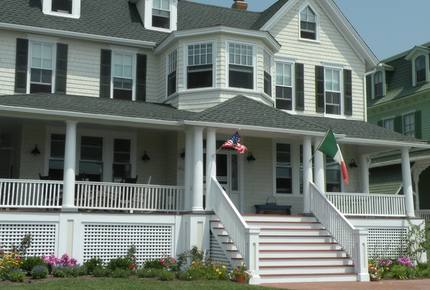 Oceanfront Home on Best Block in Cape May