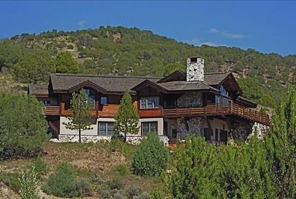 Gorgeous Colorado Chalet