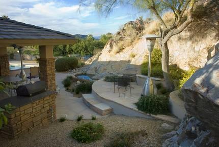 Paradise Valley Mountainside - Paradise Valley, Arizona