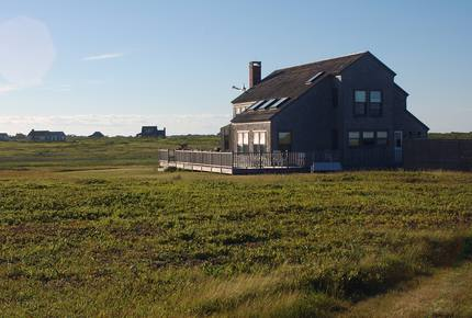 The Lady's Slipper - Nantucket, Massachusetts
