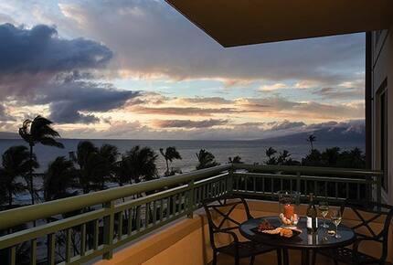 Oceanfront Napili Tower Maui Kaanapali Beach Villa