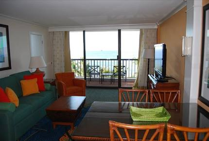 Oceanfront Maui Ocean Club Kaanapali Beach Condo 2/3 Sleeps 8 - Lahaina - Maui, Hawaii