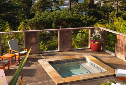 4 Nights at Hyatt Carmel Highlands Overlooking the Pacific Coast